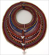Maasai statement Necklace